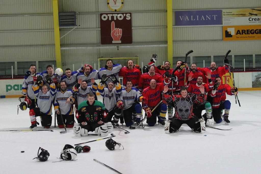 FCSN on Ice (-Hockey) 22.02.2019