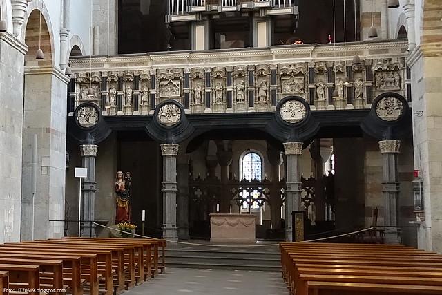 St. Maria im Kapitol Lettner