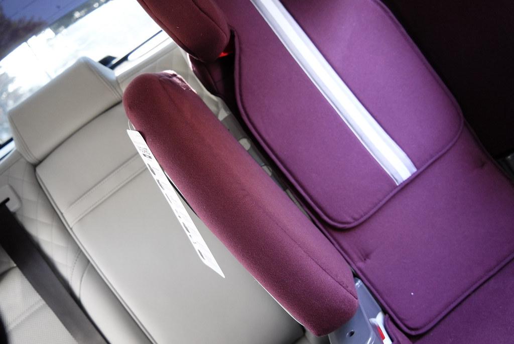 DAIICHI Baby Car Safe Seat with SM6