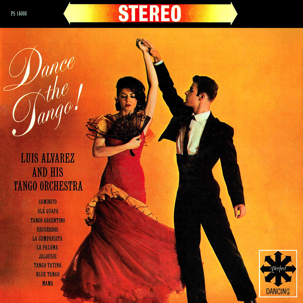 Luis Alvarez - Dance the Tango