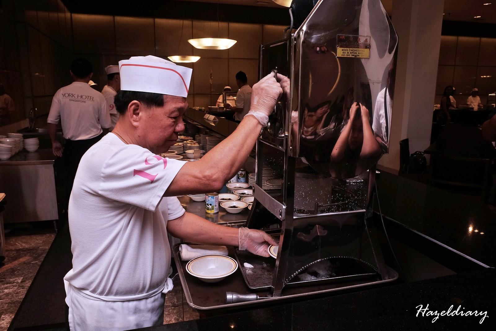 Penang Hawker Fare-York Hotel-Local Desserts-1