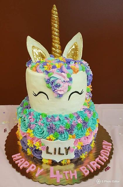 Unicorn Cake by Haldi, Cakes & Food