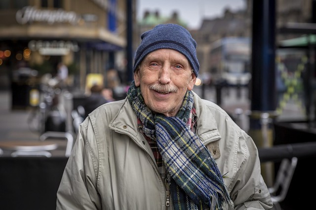 Street Portrait - Newcastle upon Tyne