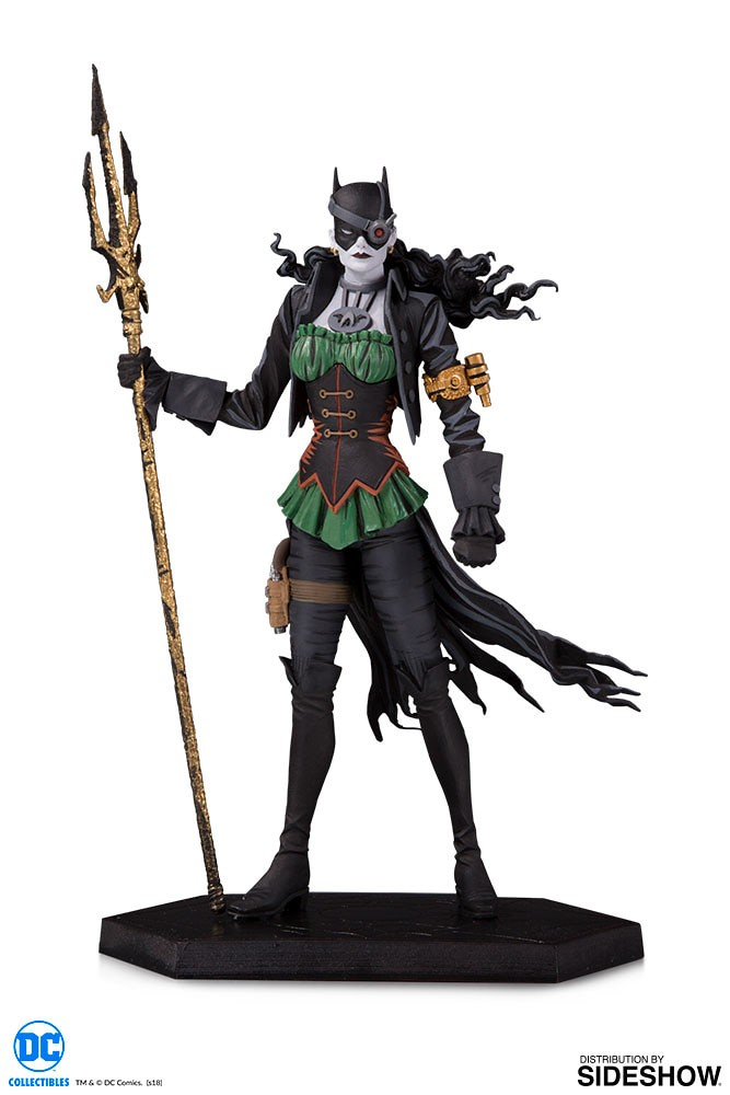 DC Collectibles《Dark Nights: Metal》蝙蝠俠-溺斃者 Batman: The Drowned 全身雕像作品
