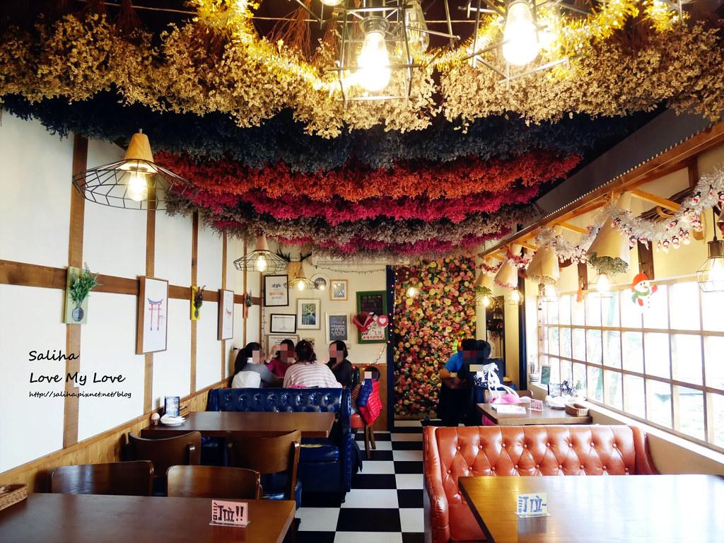 宜蘭羅東餐廳下午茶咖啡廳好吃日式早午餐推薦日暮和風洋食館 (4)