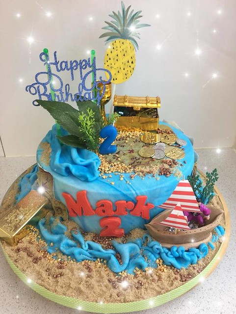 Cake by Tender Cakes