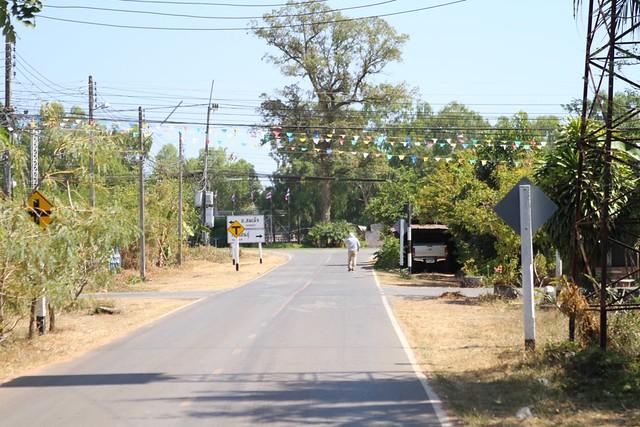 Road to Sahatsakhan