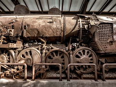 Old Locomotive