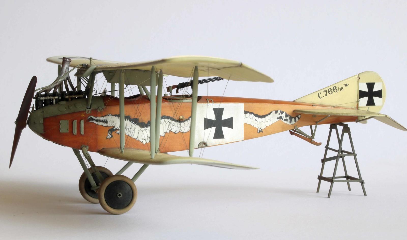 1/48 Albatros C. III   Crocodile et Dragon - Page 2 46015336214_29f5f4898e_h