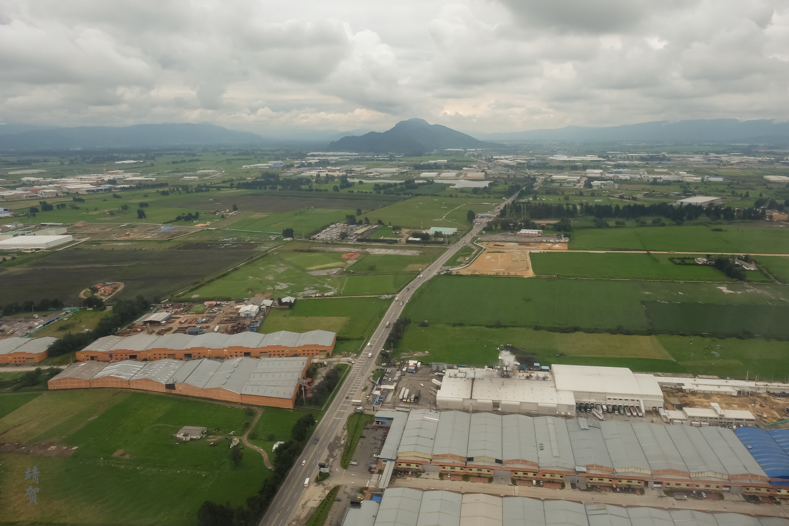 Industrial parks in Funza