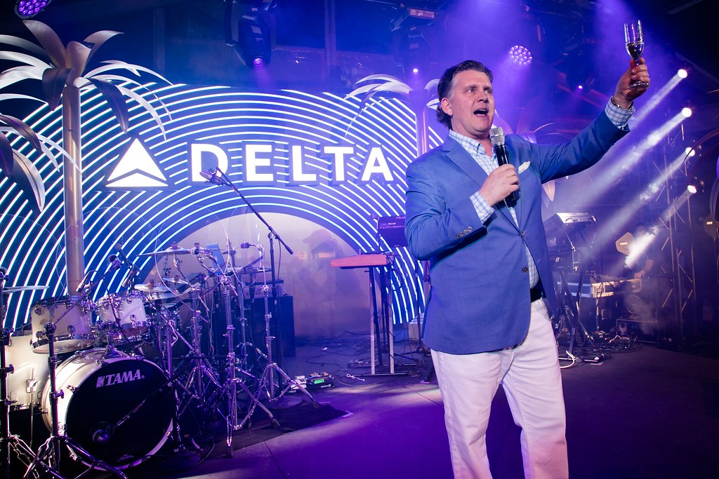 Delta' Official GRAMMYs Party