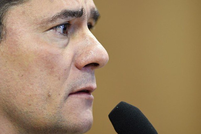 "Fernando H. Lacerda: Projeto de Moro (acima) ""estimularia a prática de crimes"" - Créditos: EVARISTO SA / AFP"