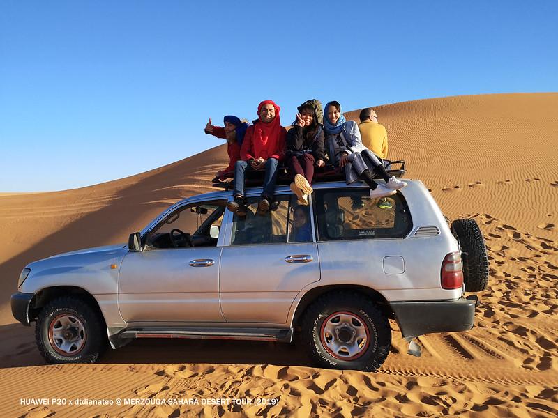 Morocco Merzouga Sahara Desert Tour 4X4
