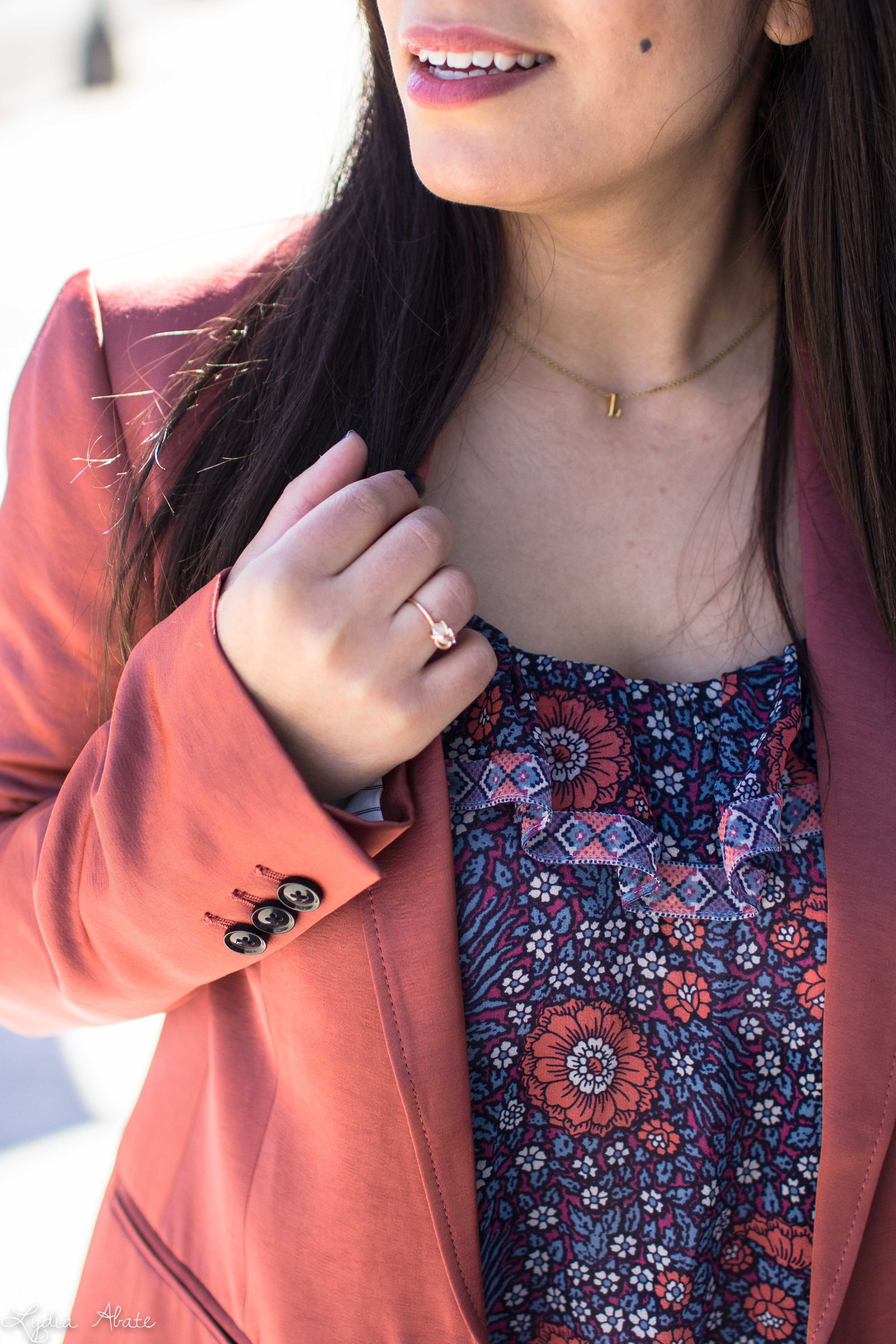 rust satin blazer, floral cami, tomboy jeans, white mules, straw bag-14.jpg