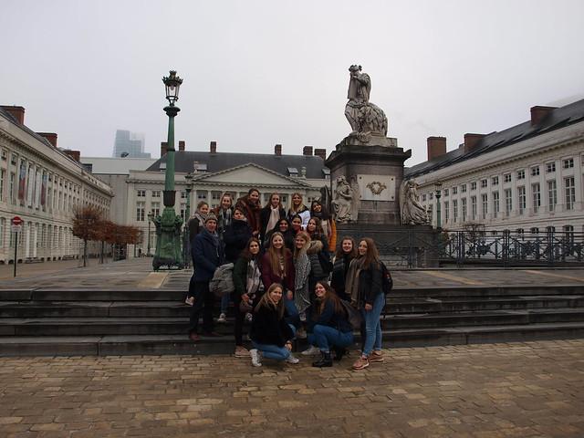 Politiek Brussel op een donderdagse 'klimaatdag'