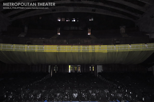 Inside Metropolitan Theater