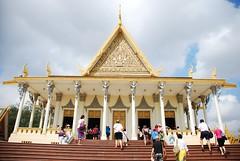 Camboya. Phnom Penh. Palacio Real