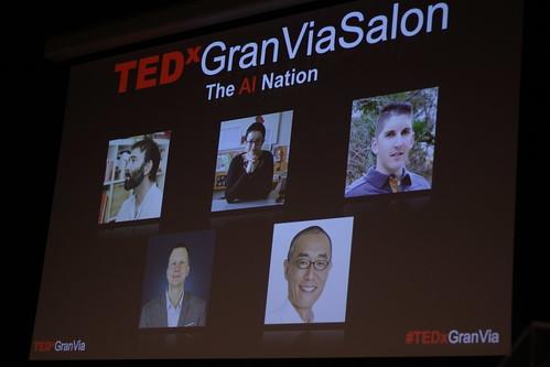 TEDxGranViaSalon 2019-02-14
