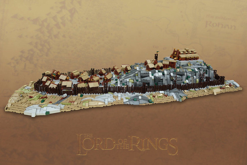LEGO Edoras