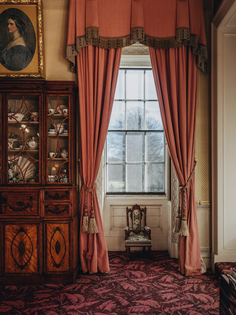 Haddo House - morning room