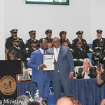 Presentation of Awards to Several Pastors in Essex County, NJ