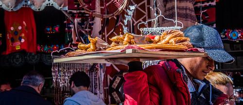 2018 - Mexico - Puebla - Churros for Sale