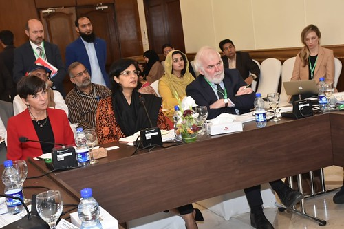 Pakistan High-Level ministerial meeting