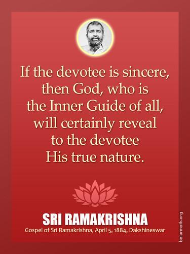 Inspiration Sri Ramakrishna