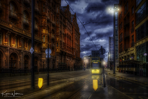 Lower Mosley Street, Manchester