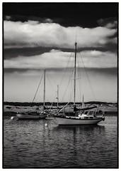 Yacht in Morro Bay No. 1
