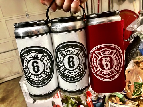 2019 073/365 3/14/2019 THURSDAY - House 6 Brewing Company Crowlers