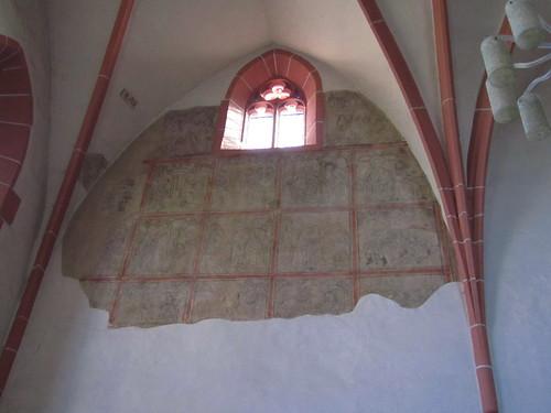 20110323 0210 457 Jakobus Vacha Klosterkirche Fresken Fenster