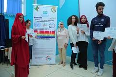 BRIDGE Student Exhibition in Algeria - Spring 2018
