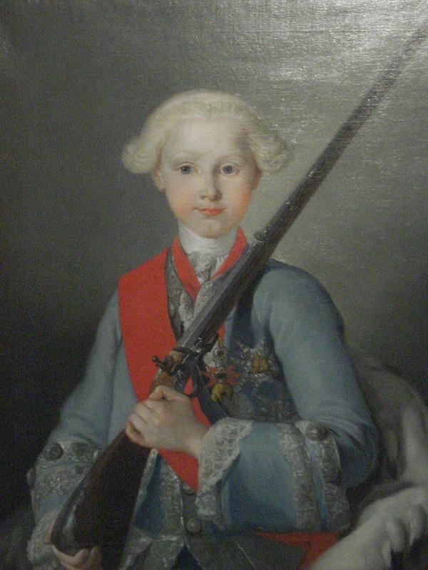 009-юный Фердинанд I
