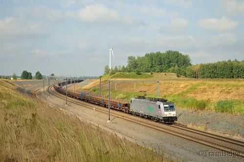 SNCF 186 260 Steenlandlaan