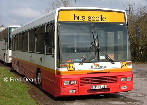 Bus Eireann AD25 (94D3025).