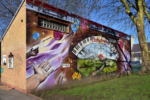 Mural / Castlehaven Park