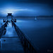 Pier_Pelican Bay - blue light