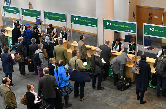 NFU Conference 2019 Day One