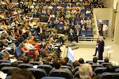 22/02/2019 - Christos Stylianides, comisario europeo de Ayuda Humanitaria y Gestión de Crisis, dialoga en Deusto sobre solidaridad en Europa