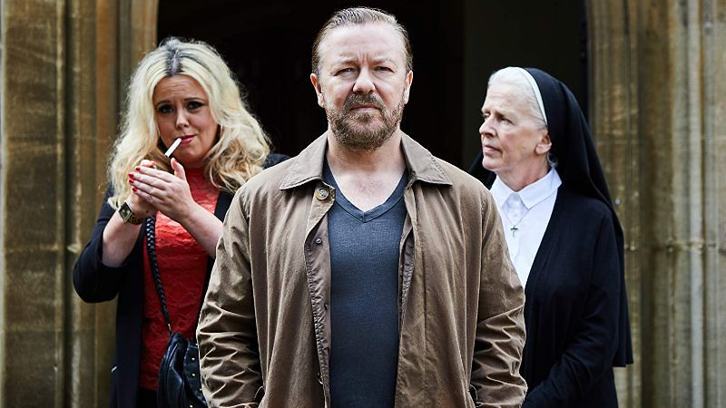 After Life series Ricky Gervais
