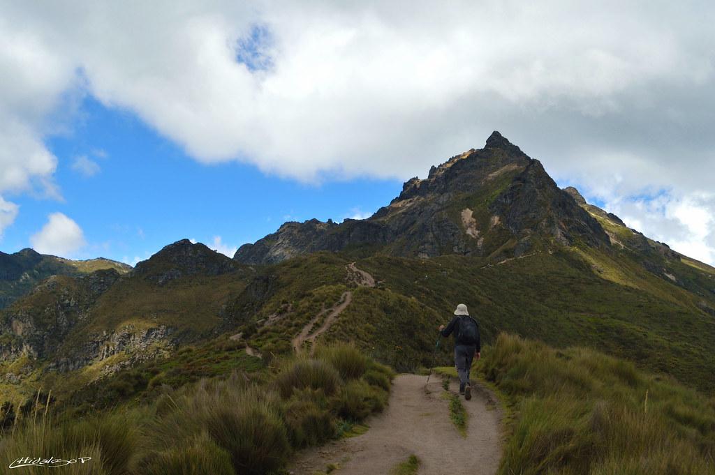 Cumbre Rucu Pichincha