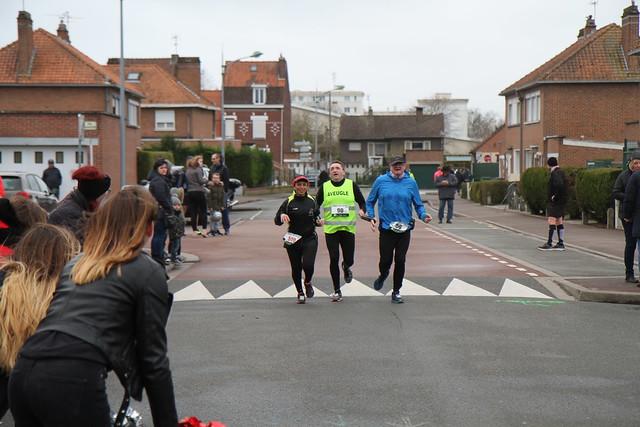 10 km - arrivée - CDG 2019