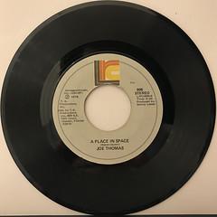 JOE THOMAS:PLATO'S RETREAT(RECORD SIDE-B)