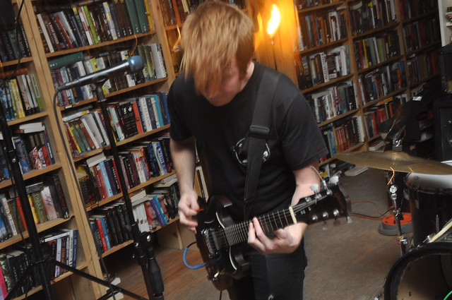 Dark Thoughts at Black Squirrel Books
