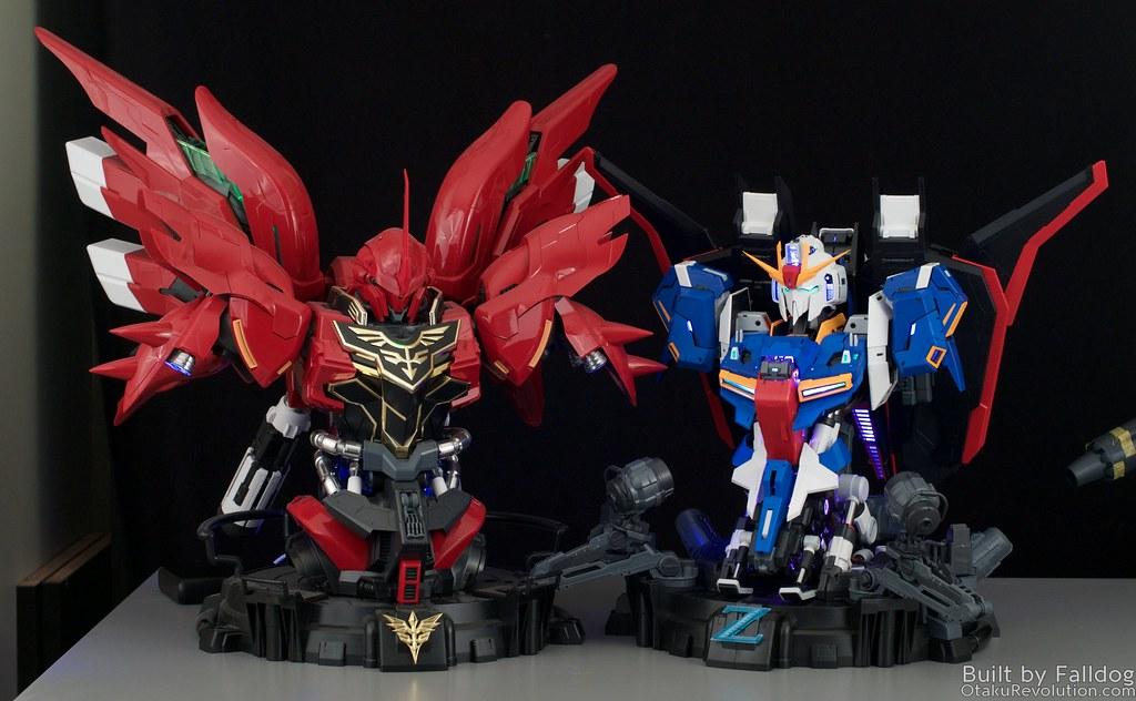 BSC Zeta Gundam Bust 1