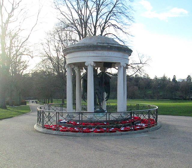 Shropshire War Memorial Shrewsbury