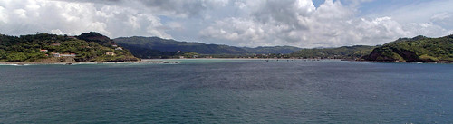 Cruise ship port  Nicaragua