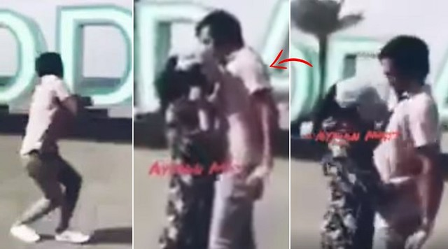 4181 Arrest the expat couple who danced and hugged at Jeddah Waterfront – Prince Khaled