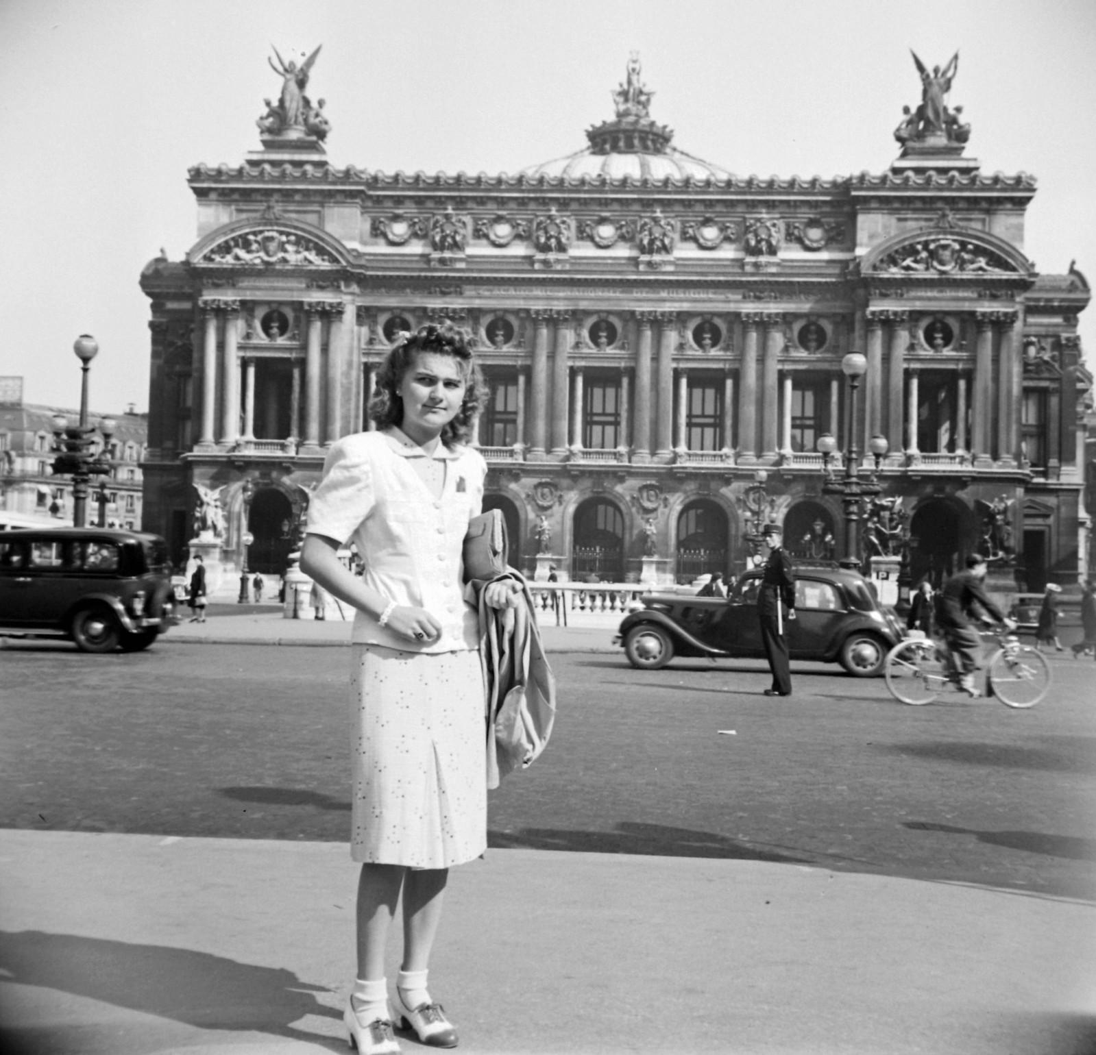 1939. Опера Гарнье